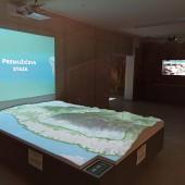 3D maketa sjevernog dijela Velebita